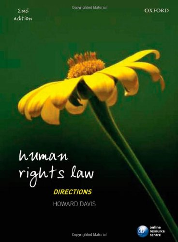 Human rights law : directions.: Davis, Howard.