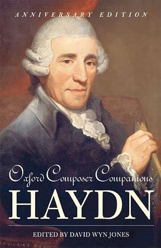 9780199554522: Oxford Composer Companions: Haydn (Oxford Companions)