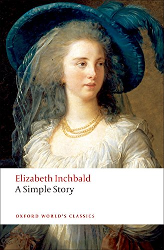 9780199554720: A Simple Story (Oxford World's Classics)