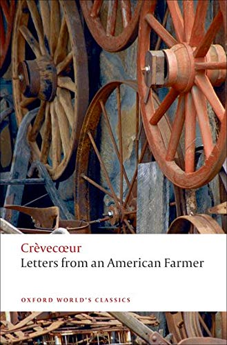 9780199554744: Letters from an American Farmer (Oxford World's Classics)