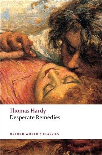 9780199554829: Desperate Remedies (Oxford World's Classics)