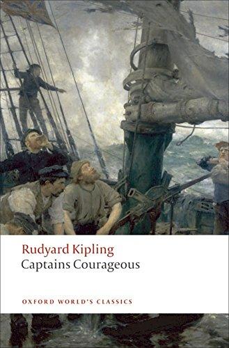9780199554836: Captains Courageous (Oxford World's Classics)