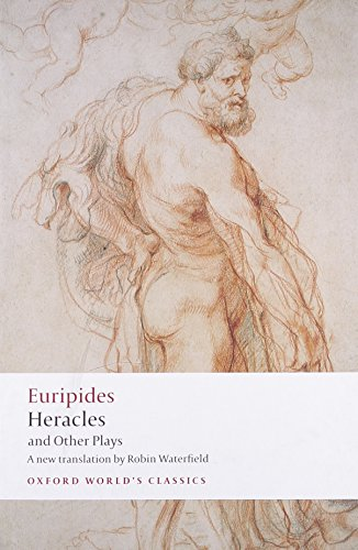 9780199555093: Heracles and Other Plays (Oxford World's Classics)