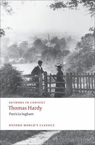 9780199555383: Authors in Context: Thomas Hardy