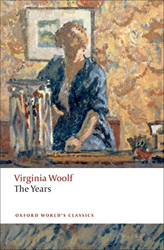 9780199555390: The Years (Oxford World's Classics)