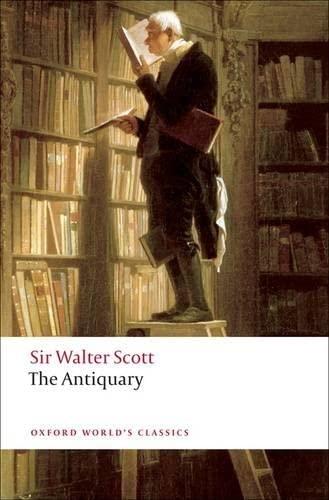 9780199555710: The Antiquary (Oxford World's Classics)
