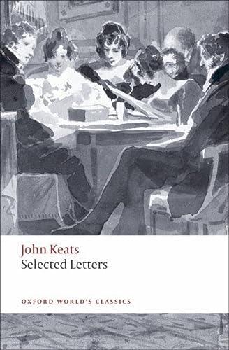 Selected Letters (Paperback): John Keats, Jon
