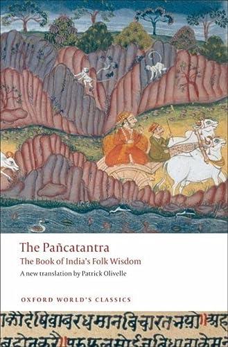 9780199555758: Pañcatantra: The Book of India's Folk Wisdom