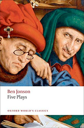 9780199555772: Five Plays (Oxford World's Classics)