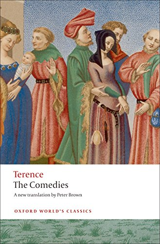 9780199556038: Terence The Comedies (Oxford World's Classics)