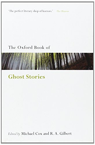 9780199556304: The Oxford Book of English Ghost Stories (Oxford Books of Prose & Verse)