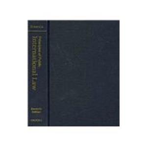 9780199556830: Principles of Public International Law