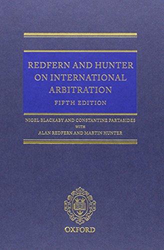 9780199557189: Redfern and Hunter on International Arbitration