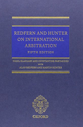 9780199557189: Redfern and Hunter on International Arbitration