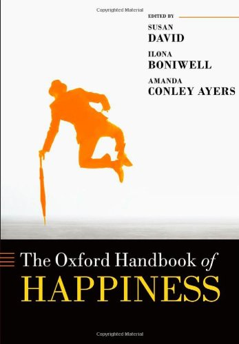 9780199557257: Oxford Handbook of Happiness
