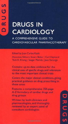 9780199557462: Drugs in Cardiology
