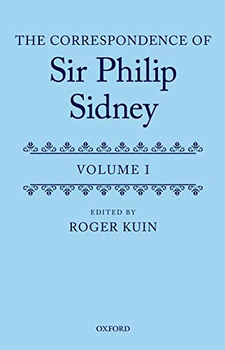 9780199558223: The Correspondence of Sir Philip Sidney (Volumes 1&2)