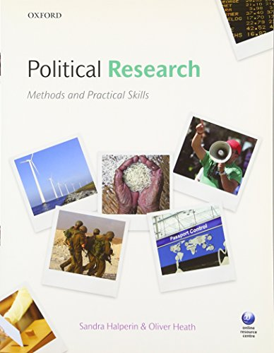 9780199558414: Political Research: Methods and Practical Skills