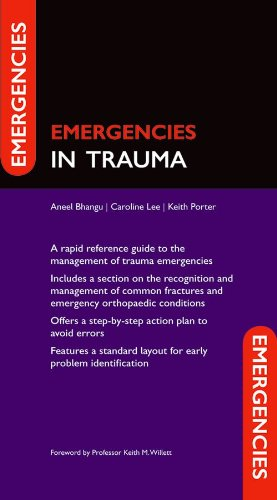 9780199558643: Emergencies in Trauma
