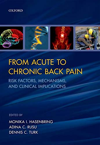 9780199558902: From Acute to Chronic Back Pain: Risk Factors, Mechanisms, and Clinical Implications