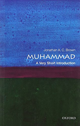 9780199559282: Muhammad: A Very Short Introduction