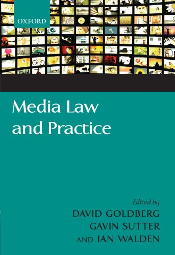 9780199559367: Media Law and Practice