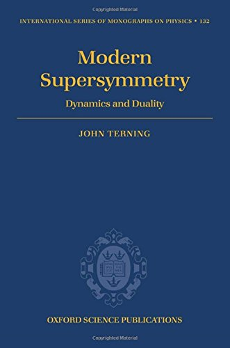 9780199559510: Modern Supersymmetry: Dynamics and Duality