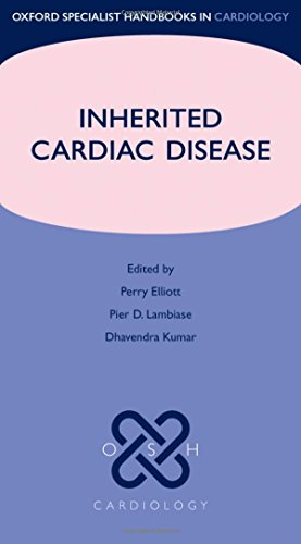 9780199559688: Inherited Cardiac Disease (Oxford Specialist Handbooks in Cardiology)