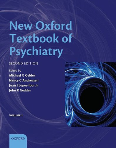9780199559923: NEW OXFORD TEXTBOOK OF PSYCHIATRY: VOL. I.