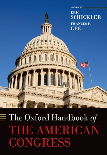 9780199559947: The Oxford Handbook of the American Congress (Oxford Handbooks of American Politics)