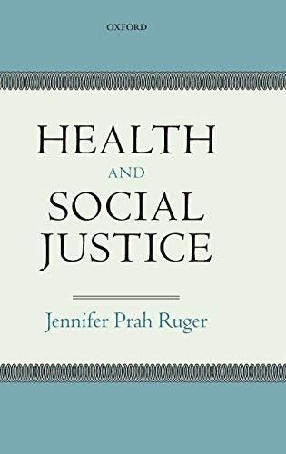 9780199559978: Health and Social Justice