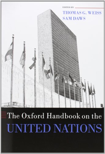 9780199560103: The Oxford Handbook on the United Nations