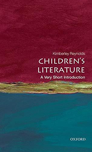 9780199560240: Children's Literature: A Very Short Introduction