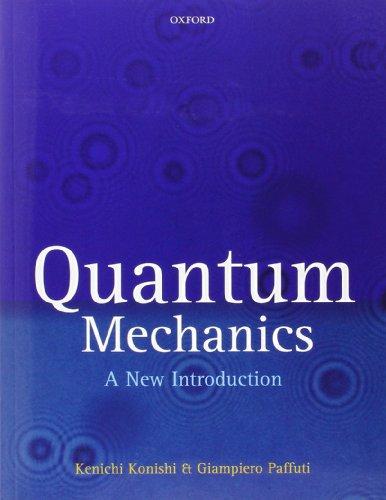 9780199560271: Quantum Mechanics: A New Introduction