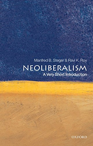 9780199560516: Neoliberalism: A Very Short Introduction