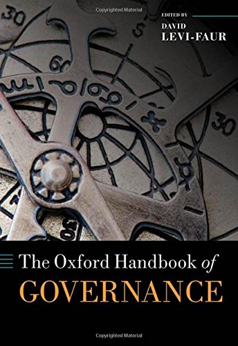 9780199560530: The Oxford Handbook of Governance (Oxford Handbooks in Politics & International Relations)