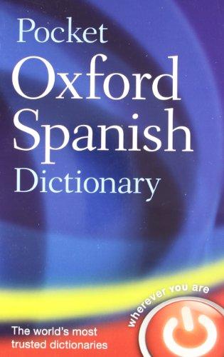 9780199560776: Pocket Oxford Spanish Dictionary