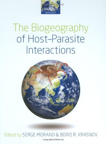 9780199561346: The Biogeography of Host-Parasite Interactions