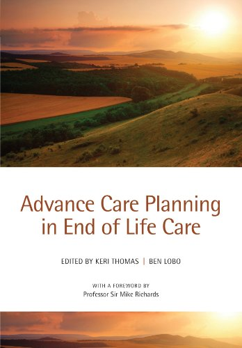 9780199561636: Advance Care Planning in End of Life Care