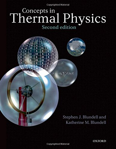 9780199562107: Concepts in Thermal Physics