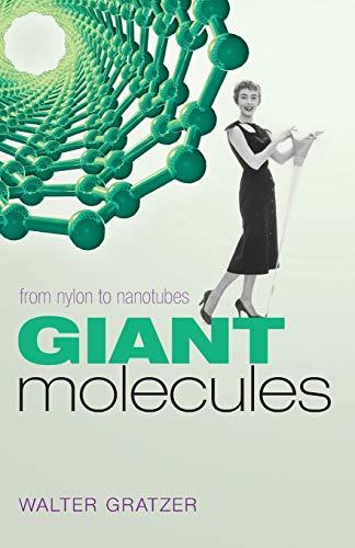 9780199562138: Giant Molecules: From Nylon to Nanotubes