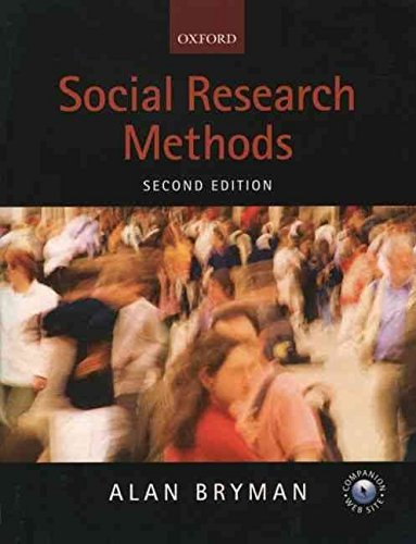 9780199562879: [(Social Research Methods)] [Author: Alan Bryman] published on (March, 2012)