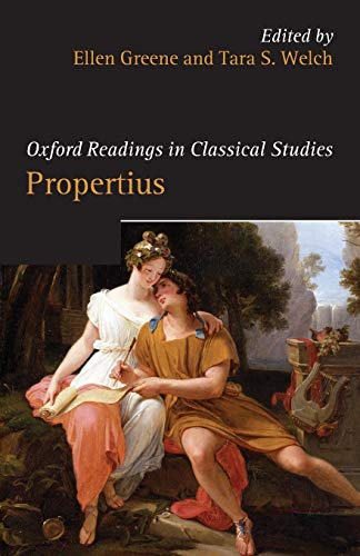 9780199563043: Oxford Readings in Propertius
