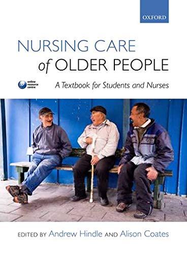 9780199563111: Nursing Care of Older People