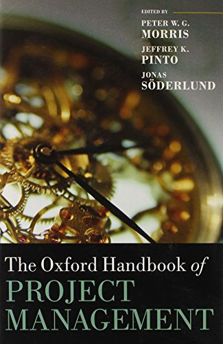 9780199563142: The Oxford Handbook of Project Management (Oxford Handbooks)