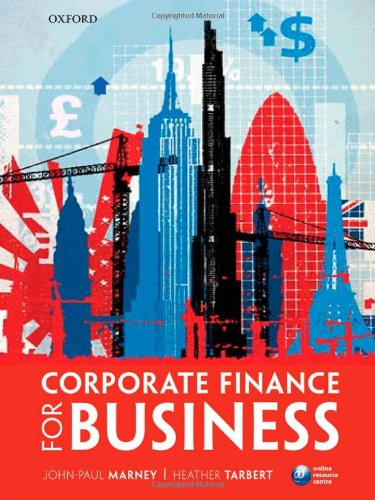 9780199563395: Corporate Finance for Business