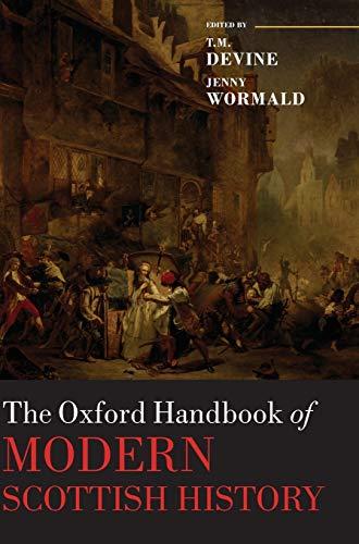 9780199563692: The Oxford Handbook of Modern Scottish History
