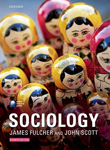 9780199563753: Sociology