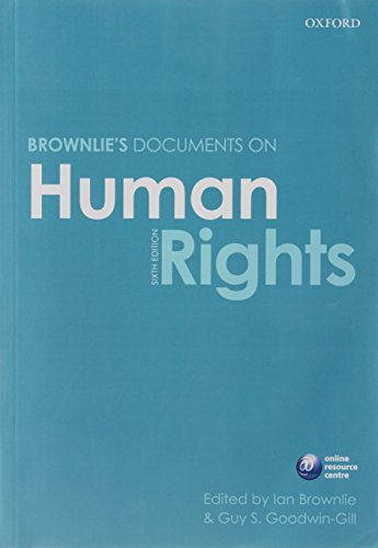 9780199564040: Basic Documents on Human Rights