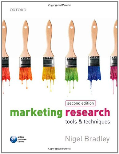 9780199564347: Marketing Research: Tools and Techniques